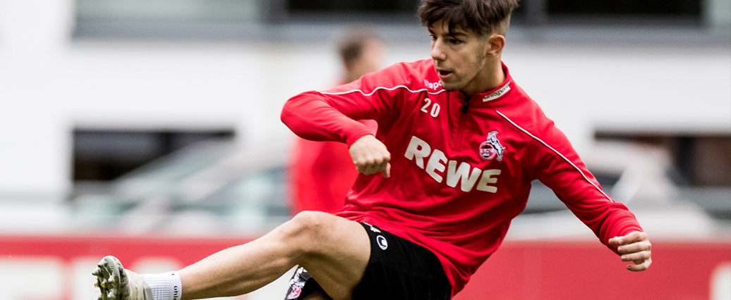 FC Köln: Nachwuchsspieler Voloder soll bleiben