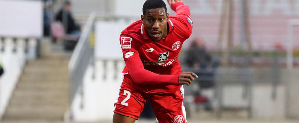 Mainz 05: Rechtsverteidiger Ronaël Pierre-Gabriel ohne Zukunft?