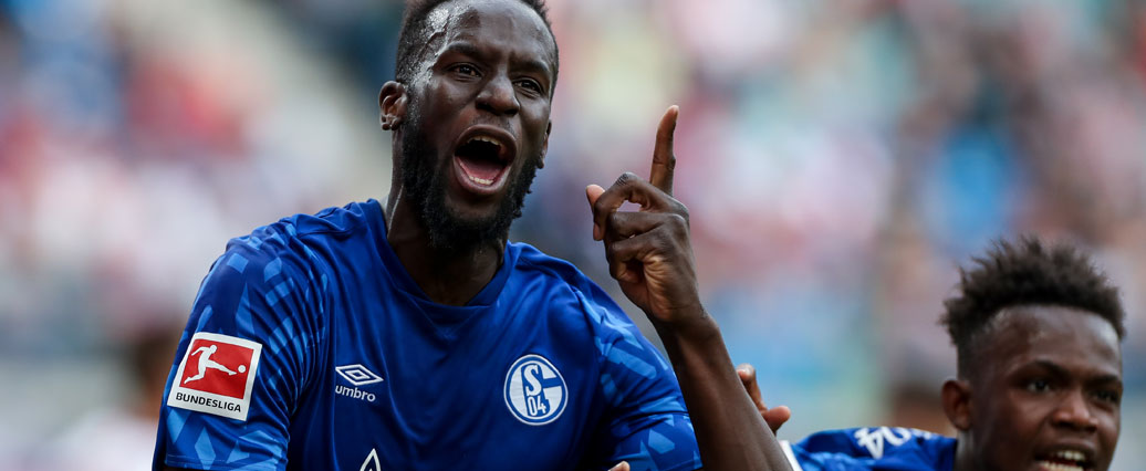 Sane Schalke Verletzung