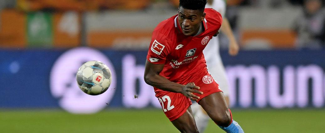 1. FC Union Berlin: Awoniyi erntet nach Debüt Lob von Urs Fischer