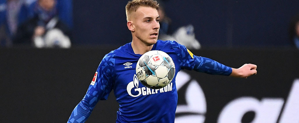 FC Schalke: Timo Becker trägt Blessur im Training davon