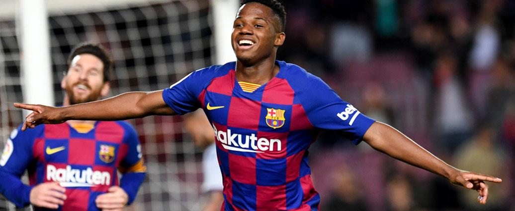 Borussia Dortmund: In Fati Ansu hat der BVB das nächste Toptalent gefunden