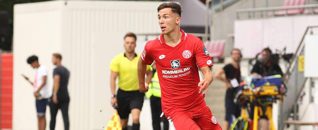Werder Bremen holt Perspektivspieler Oscar Schönfelder aus Mainz