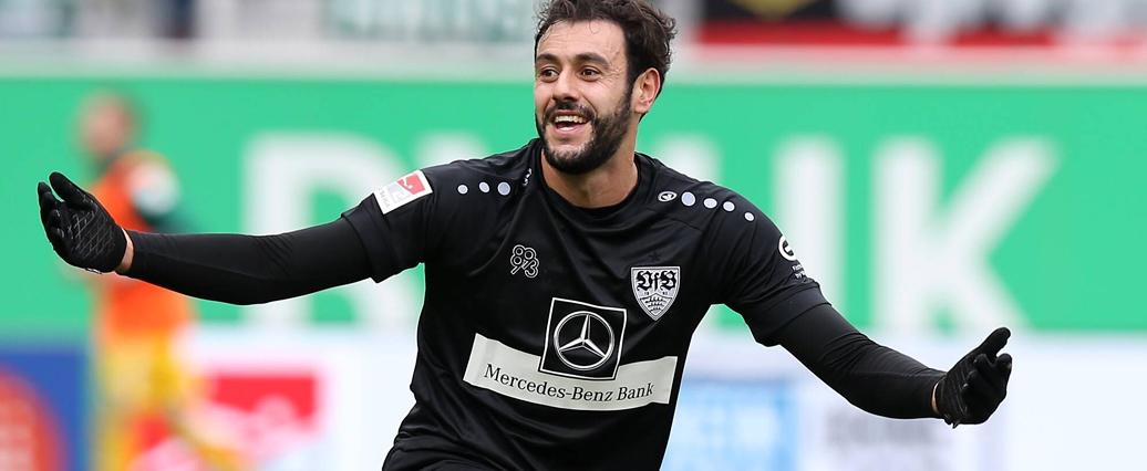 VfB Stuttgart: Ist Düsseldorf an Hamadi Al Ghaddioui interessiert?