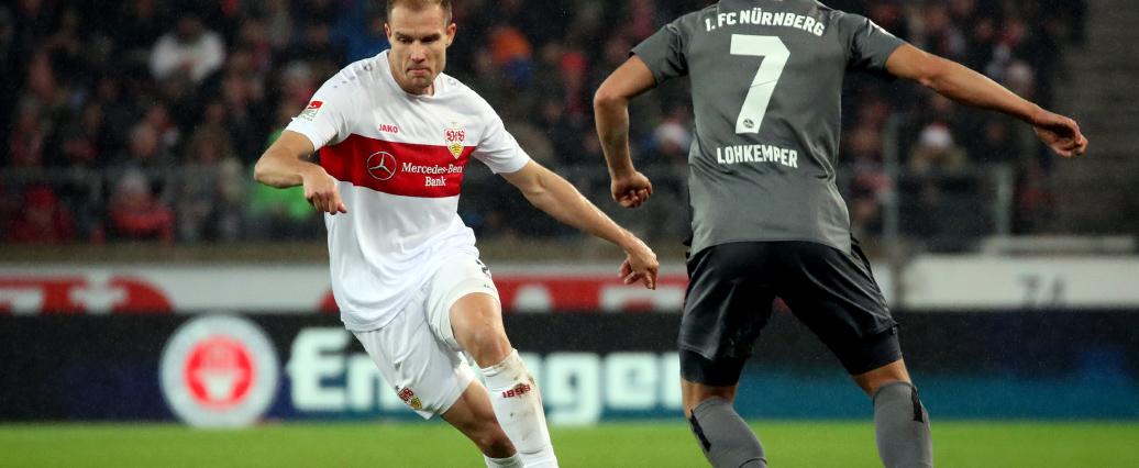 Trennen sich die Wege zwischen Badstuber und dem VfB Stuttgart?