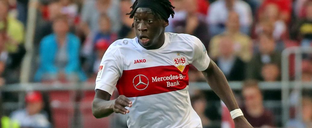 VfB Stuttgart: Matarazzo hat mit Tanguy Coulibaly eine Option mehr