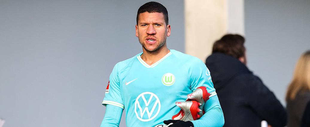 VfL Wolfsburg: Jeffrey Bruma gibt sein Comeback im Test