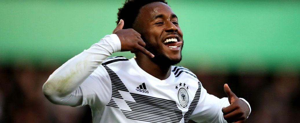 VfL Wolfsburg: Bieten die Wölfe Yeboah im Tausch mit Maina an?