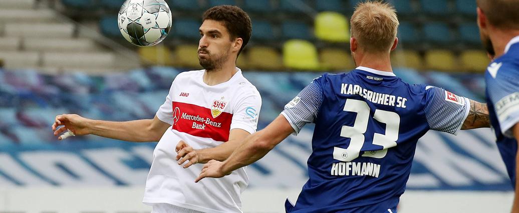 Bundesliga: Buhlt der FC Schalke um Stuttgarts Kaminski?