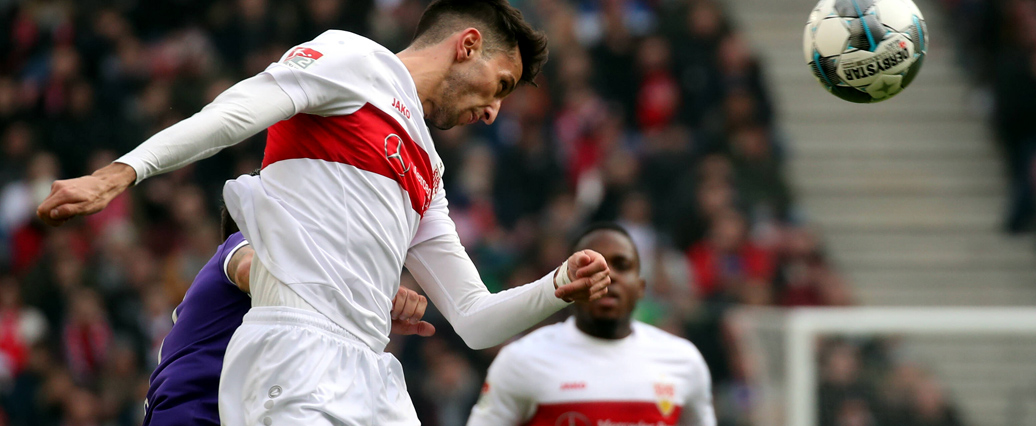 VfB Stuttgart: Atakan Karazor muss beim Trainingsauftakt passen