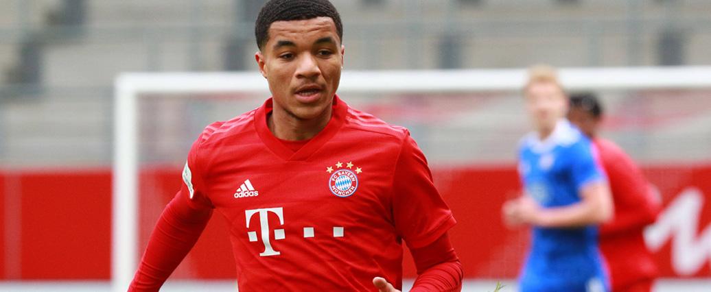 FC Bayern bindet Talent Malik Tillman bis 2024 in München