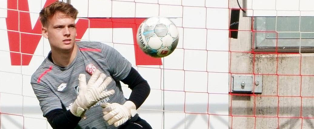 Mainz 05: Keeper Liesegang absolviert Probetraining bei St. Pauli