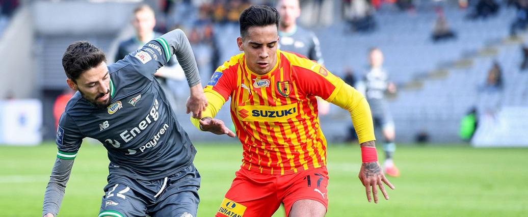 Eintracht Frankfurt: Zalazar unmittelbar vor Wechsel nach Schalke