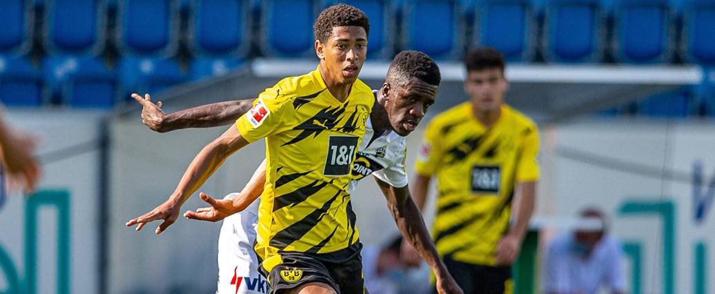 Borussia Dortmund: Jude Bellingham verzückt den BVB