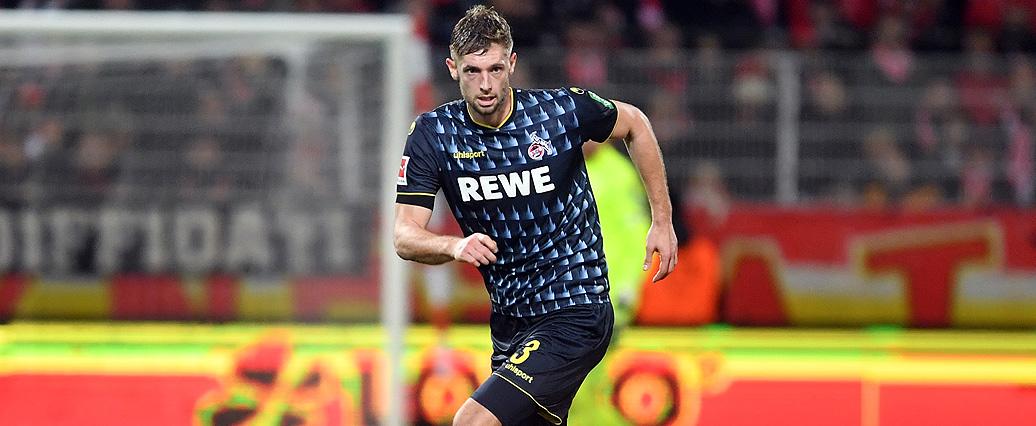 1. FC Köln: Wechselt Lasse Sobiech in die zweite Liga?