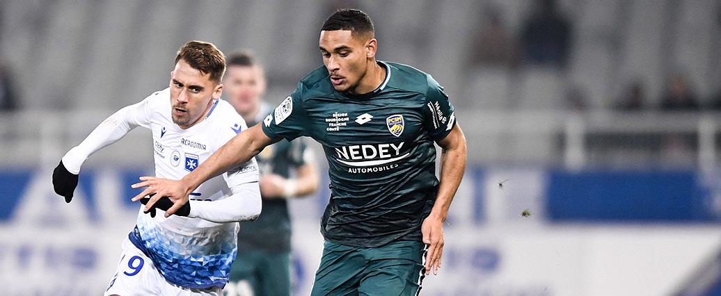VfL Wolfsburg: Kommt Abwehrtalent Maxence Lacroix aus Frankreich?