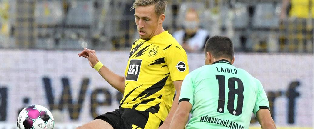 Felix Passlack verlängert bei Borussia Dortmund