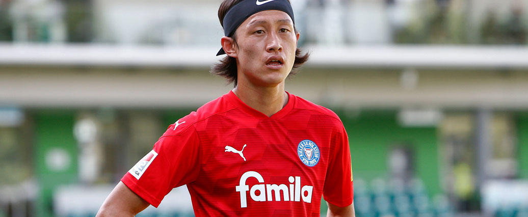 1. FSV Mainz 05: Jae-sung Lee vollständig im Teamtraining