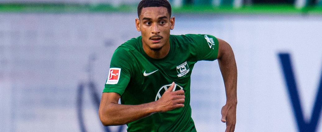 VfL Wolfsburg: Bei Maxence Lacroix könnte das Comeback bevorstehen