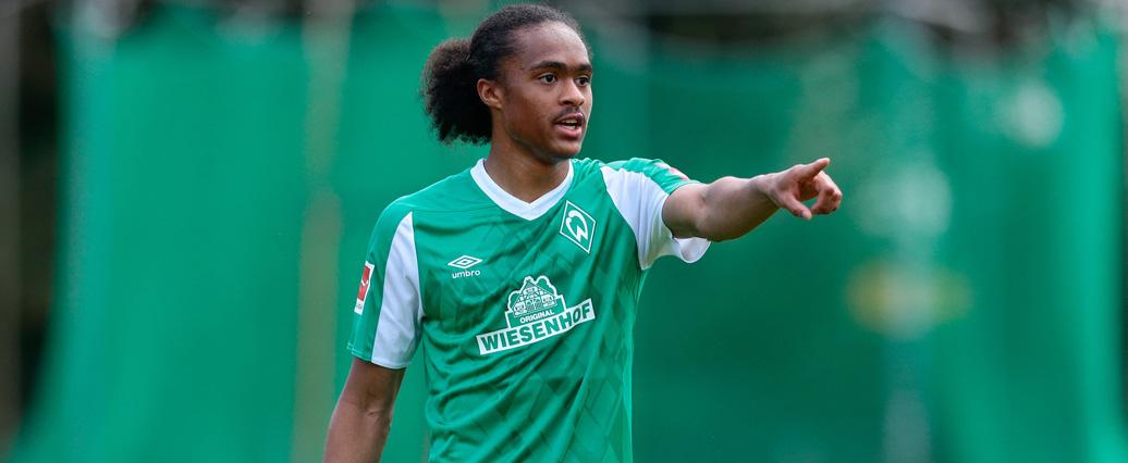 Werder Bremen: Tahith Chong erleidet