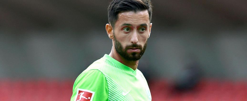 VfL Wolfsburg: Yunus Malli wechselt zu Trabzonspor