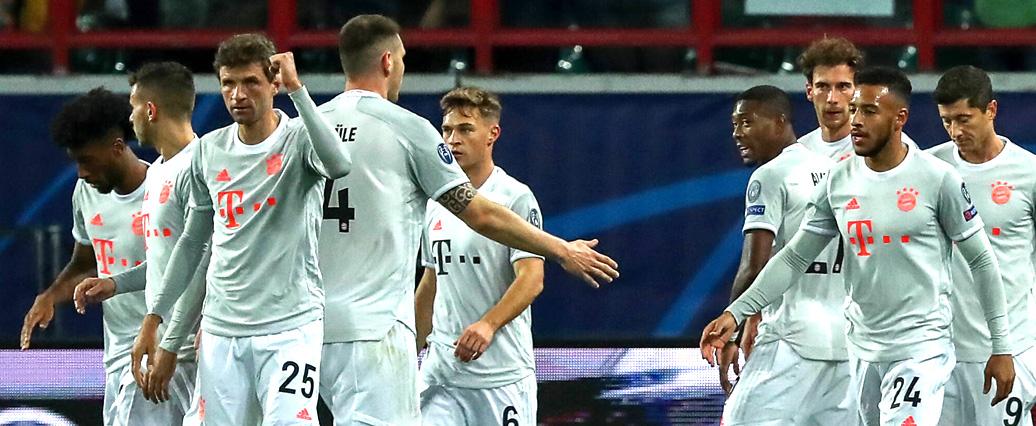 Der FC Bayern gewinnt in der Champions League auch gegen Moskau