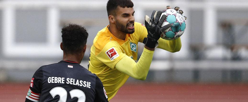 SV Werder Bremen: Für Dos Santos Haesler ist eine Ausleihe ein Thema