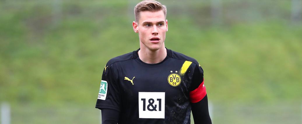 Borussia Dortmund: Profi-Debüt für U23-Kapitän Steffen Tigges
