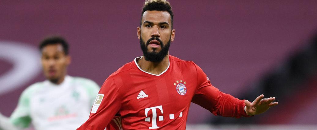FC Bayern: Eric-Maxim Choupo-Moting fehlt angeschlagen im Training