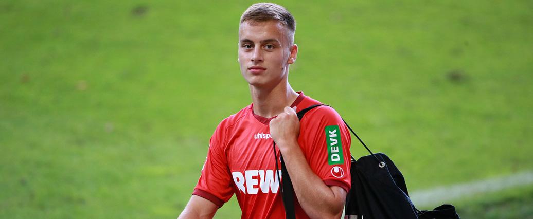 1. FC Köln: Talent Marvin Obuz steuert auf Bundesliga-Debüt zu