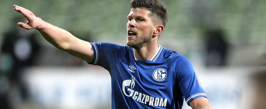 FC Schalke 04: Klaas-Jan Huntelaar könnte Karriereende verschieben
