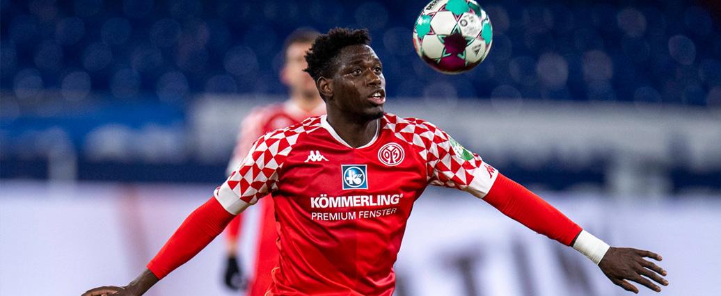 1. FSV Mainz 05: Klub gibt Entwarnung bei Danny da Costa
