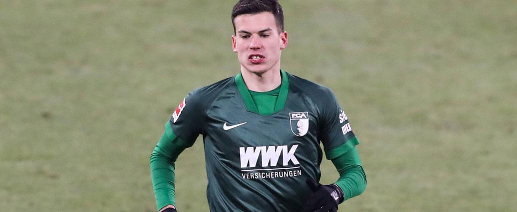 FC Augsburg: Herrlich erklärt Bankplatz von Laszlo Benes