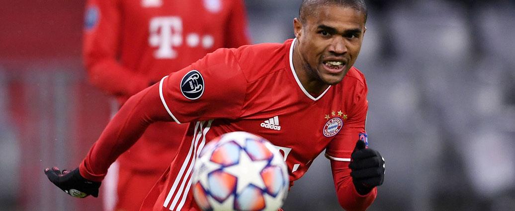 FC Bayern: Douglas Costa offiziell verabschiedet
