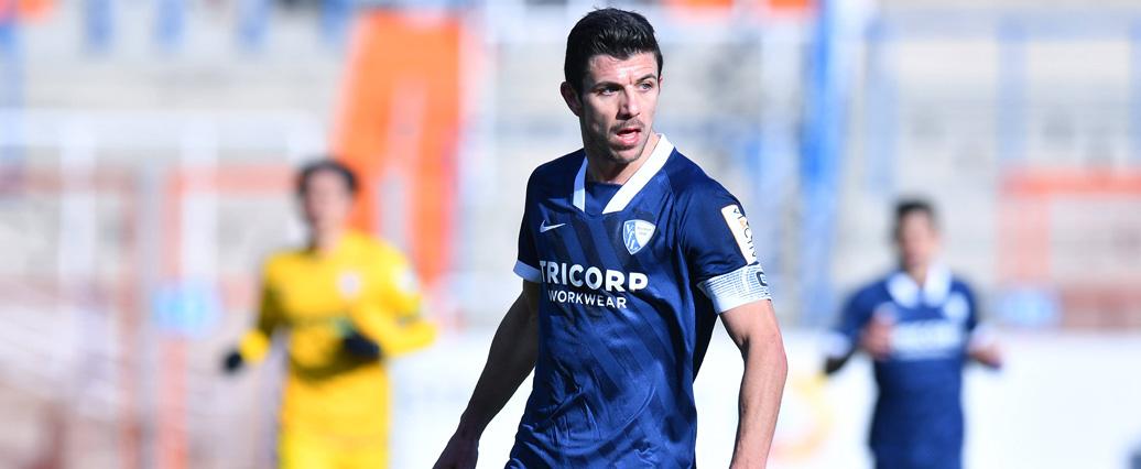 VfL Bochum: Kapitän Anthony Losilla plagen Hüftprobleme