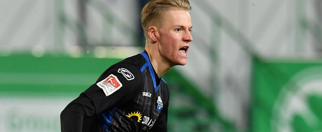 VfB Stuttgart: Chris Führich kommt vom SC Paderborn