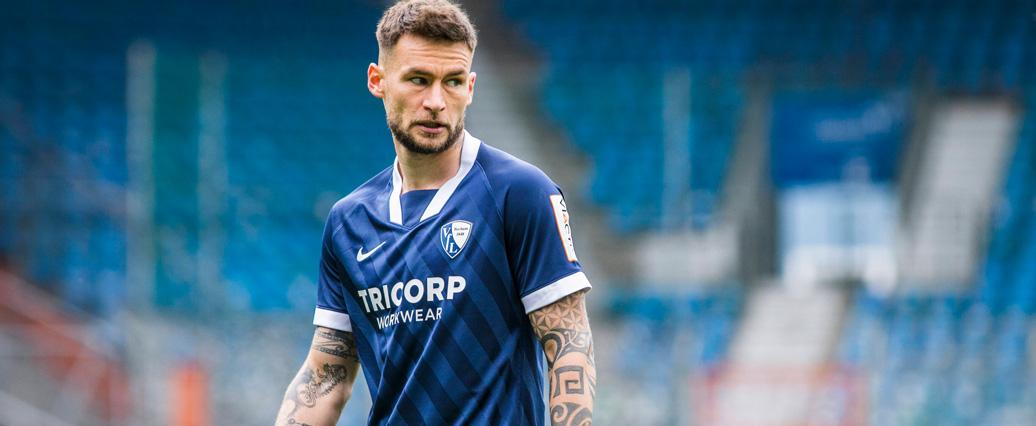 VfL Bochum: Danny Blum will zum Trainingsauftakt fit sein