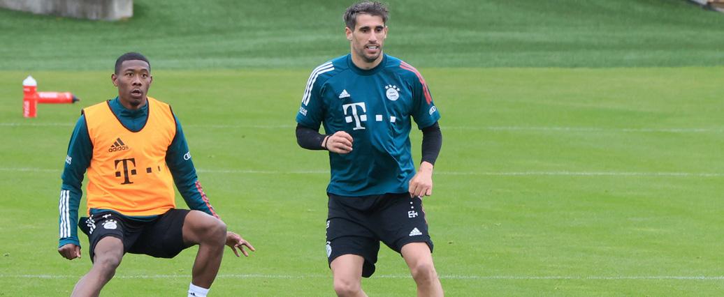 FC Bayern: Martinez, Boateng und Alaba erhalten Einsatzgarantie