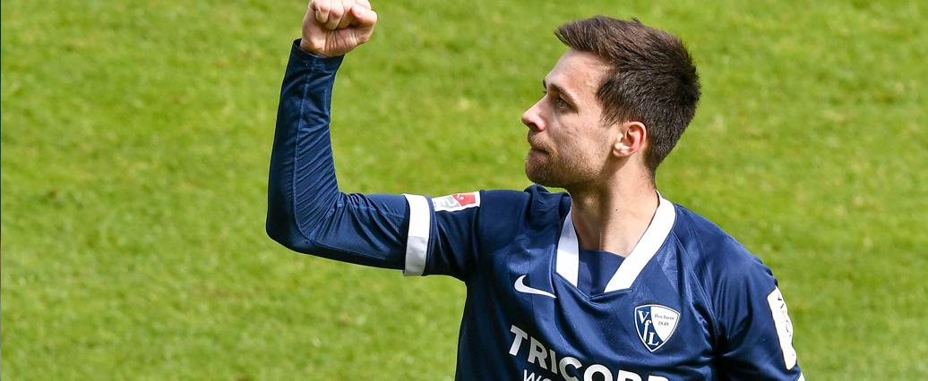 VfL Bochum: Miloš Pantović nach Schwindel zurück im Training