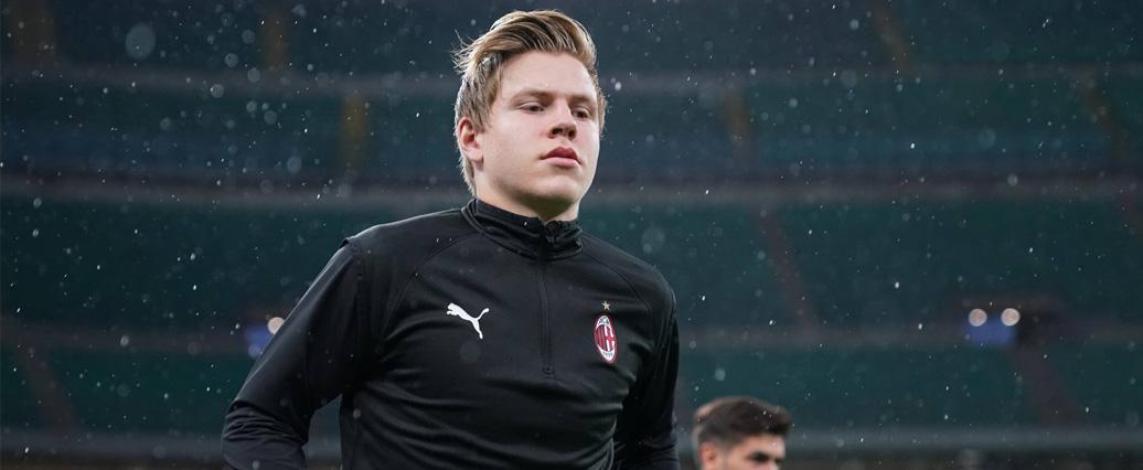 Eintracht Frankfurt: Der Wechsle von Jens Hauge wird konkreter