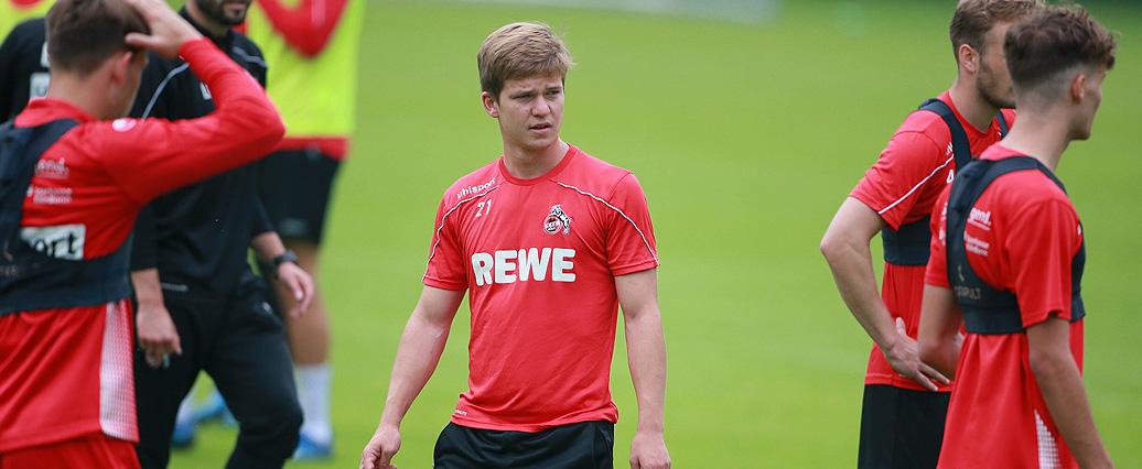1. FC Köln: Leihrückkehrer Vincent Koziello offenbar ohne Zukunft
