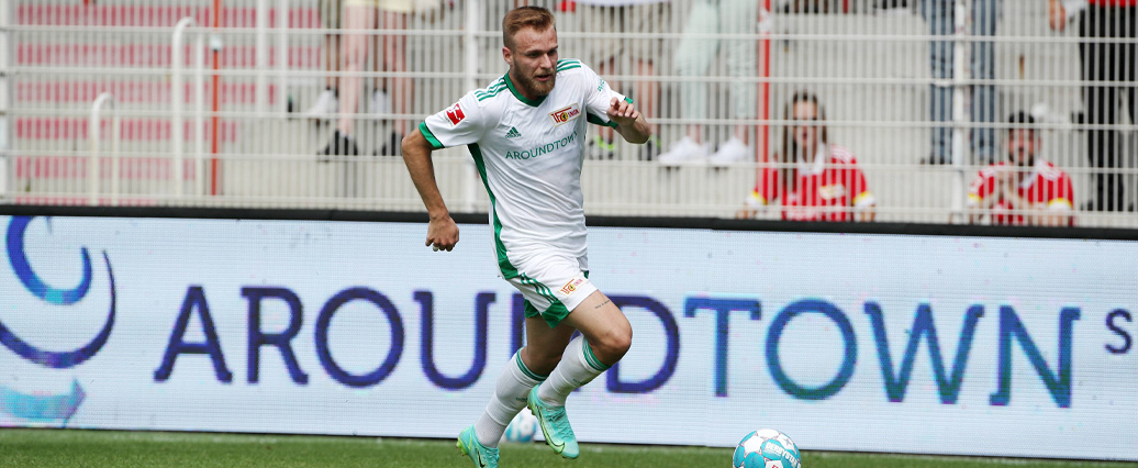 Union Berlin: So bewertet Fischer das Pflichtspiel-Debüt von Puchacz