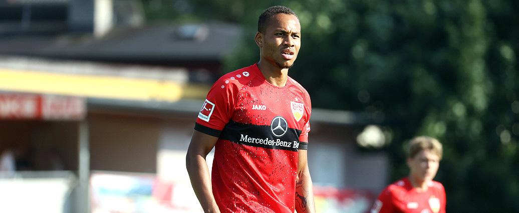 VfB Stuttgart: Nikolas Nartey vor Ausleihe zum Hamburger SV