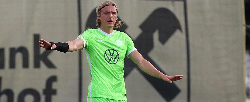 VfL Wolfsburg: Sebastiaan Bornauw wird zeitnah zurückerwartet