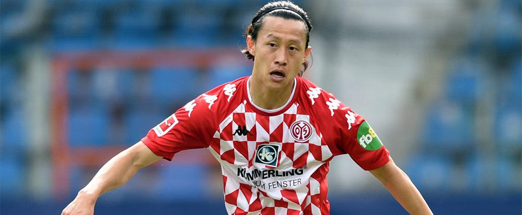 """Mainz 05: Jae-sung Lee nach Länderspielpause mit """"kleinem Hänger"""""""
