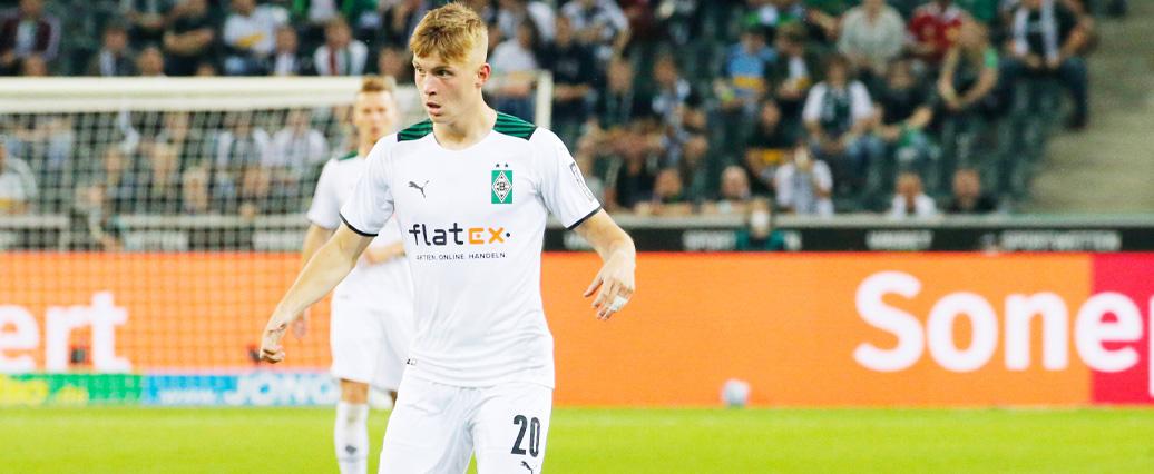 Borussia Mönchengladbach: Hütter äußert sich zur Blessur von Netz