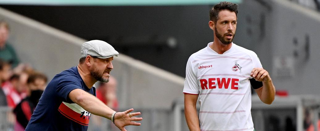 1. FC Köln: Kam die Uth-Auswechslung nach 60 Minuten zu früh?