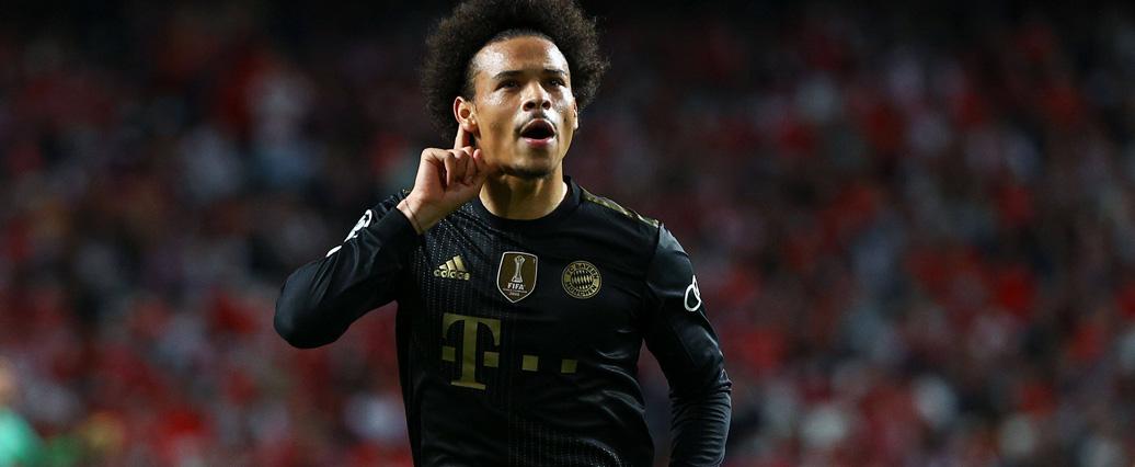 Champions League: FC Bayern München zerlegt Benfica mit 4:0